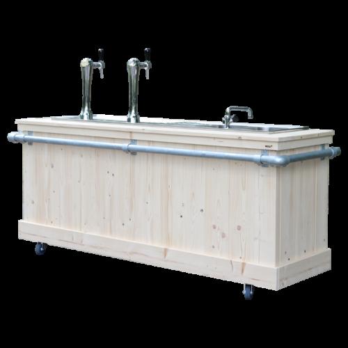 Bar / tapinstallatie - Bars Verhuur Oisterwijk