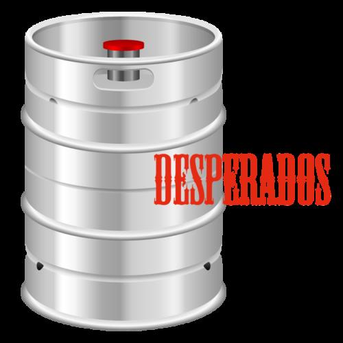 Desperados 50 liter